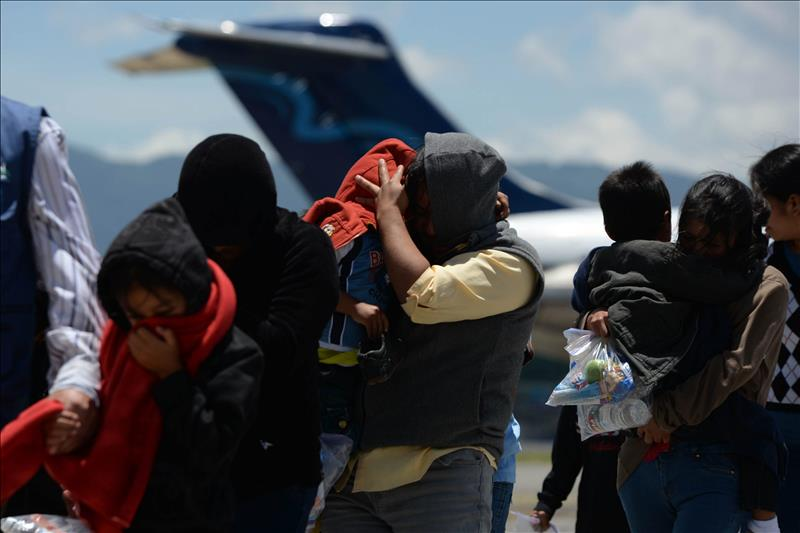 EEUU tiene 10 mil órdenes de deportación de niños migrantes de Centroamérica