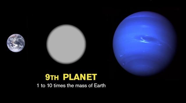 noveno planeta caltech nasa sistema solar