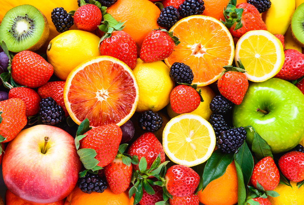 La fructuosa de las frutas naturales no ocasiona daños a la salud./Shutterstock.