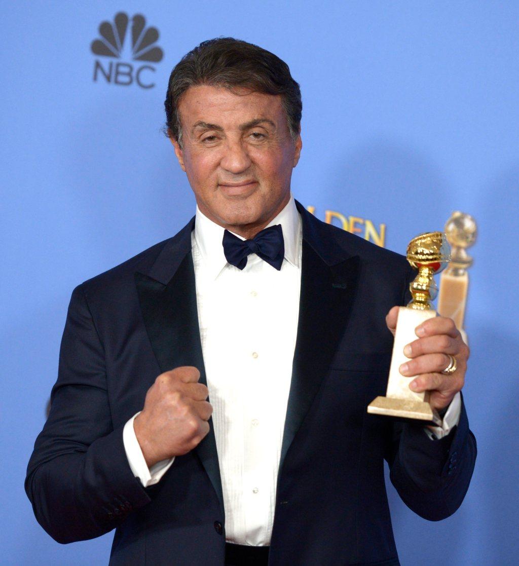 La última vez que Sylvester Stallone fue nominado fue en 1977 por 'Rocky'. Hoy ganò por 'Creed'.