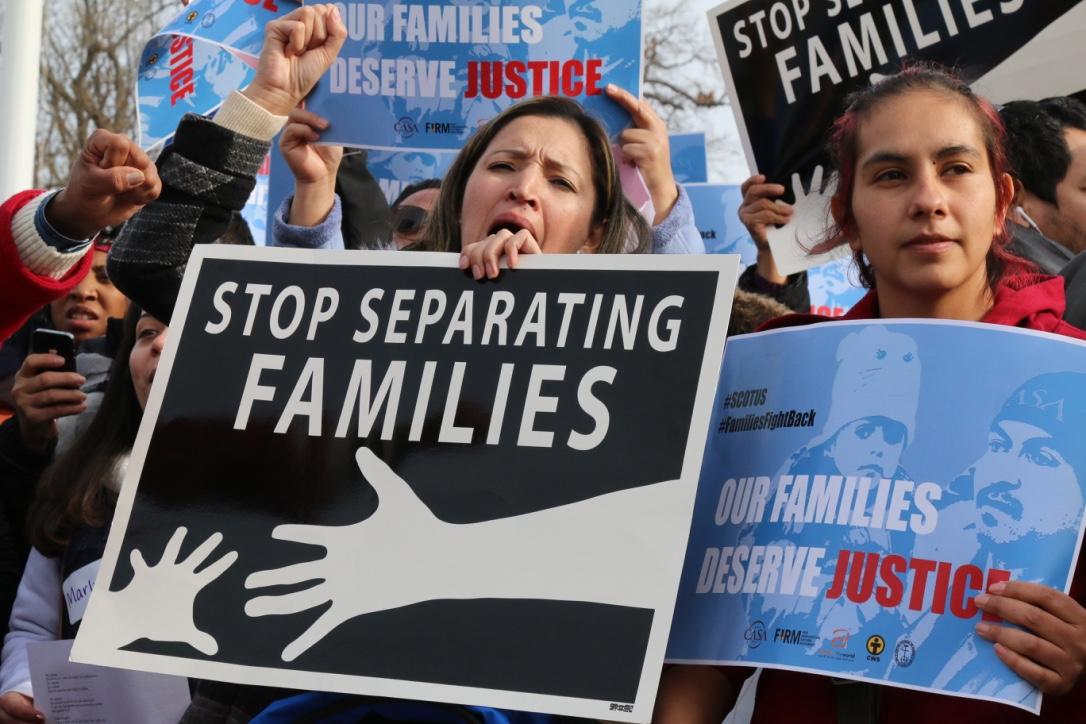 Son ciudadanos casi todos los niños afectados por amenazas a familias inmigrantes