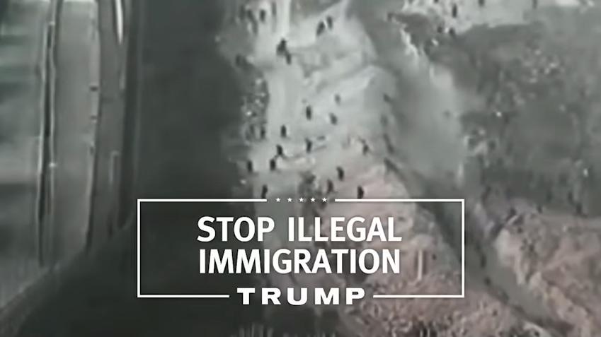Comercial de Trump utiliza imágenes de Marruecos como si fuera México (VIDEO)