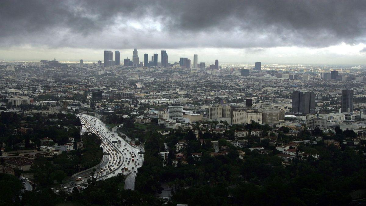 VIDEO: Cómo las autoridades aumentan la lluvia en Los Ángeles