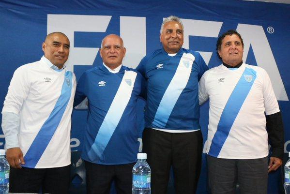 Walter Claverí, al rescate de Guatemala