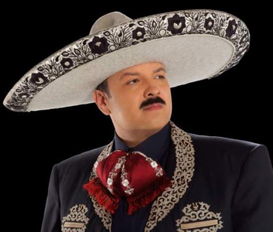 Pepe Aguilar pondrá en conciertos casetas para registrar a nuevos votantes