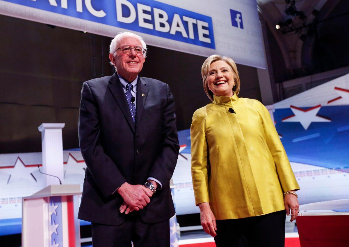 ¿Puede Bernie Sanders alcanzar a Hillary Clinton y ganar la nominación?