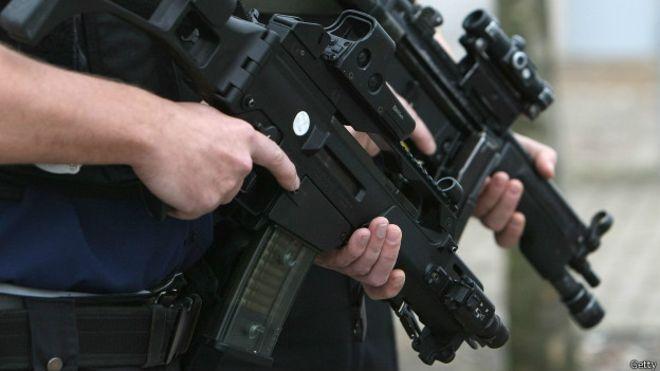 Los fusiles alemanes vinculados con la tragedia de Ayotzinapa