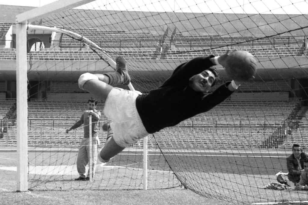 Antonio 'La Tota' Carbajal rechazó al Real Madrid