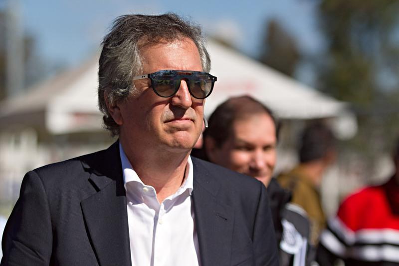 Jorge Vergara afirma que 'alguien' engañó a Sampaoli