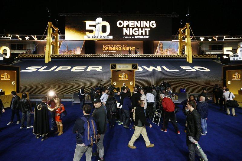 La NFL se asegura de que el Super Bowl de oro toque los corazones de todos