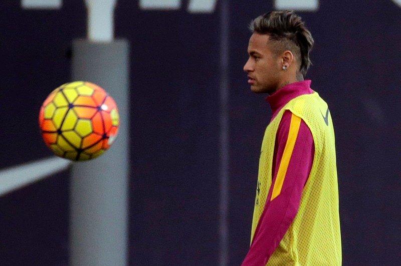 Neymar ¿pensativo, preocupado?