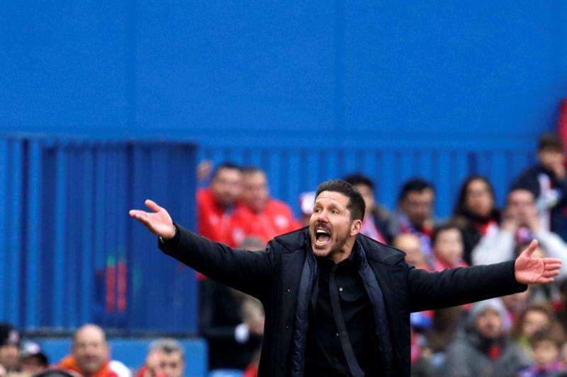 Atlético Madrid volvió a ganar y recuperó la punta hasta que juegue Barcelona