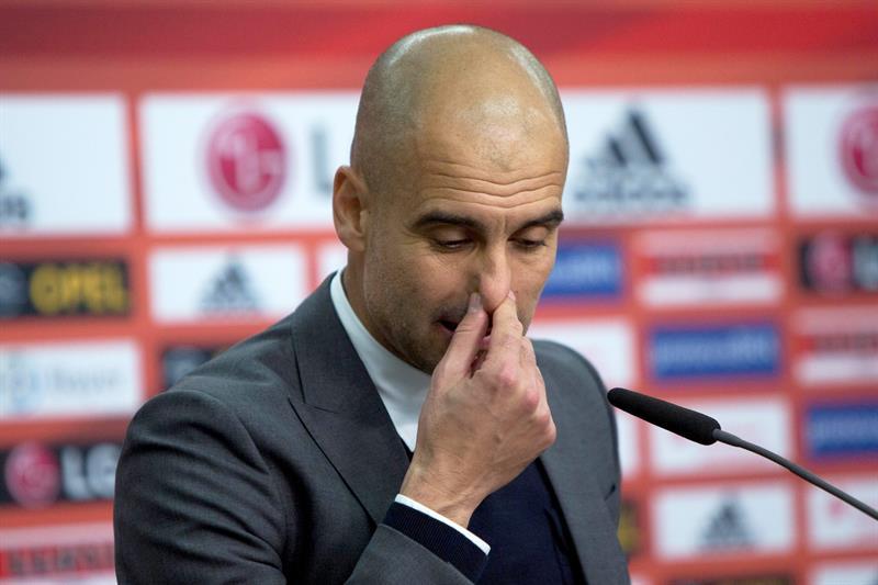 El City rechazó el fichaje de Guardiola hace más de una década