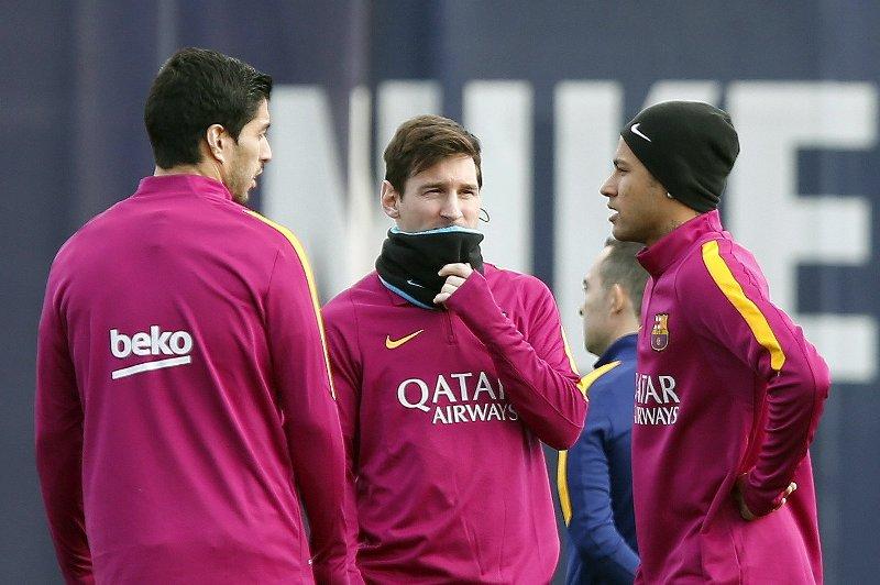 Messi ha encontrado en Neymar y Luis Suárez su equilibrio y la justa medida de humildad que lo hace más grande cada vez.
