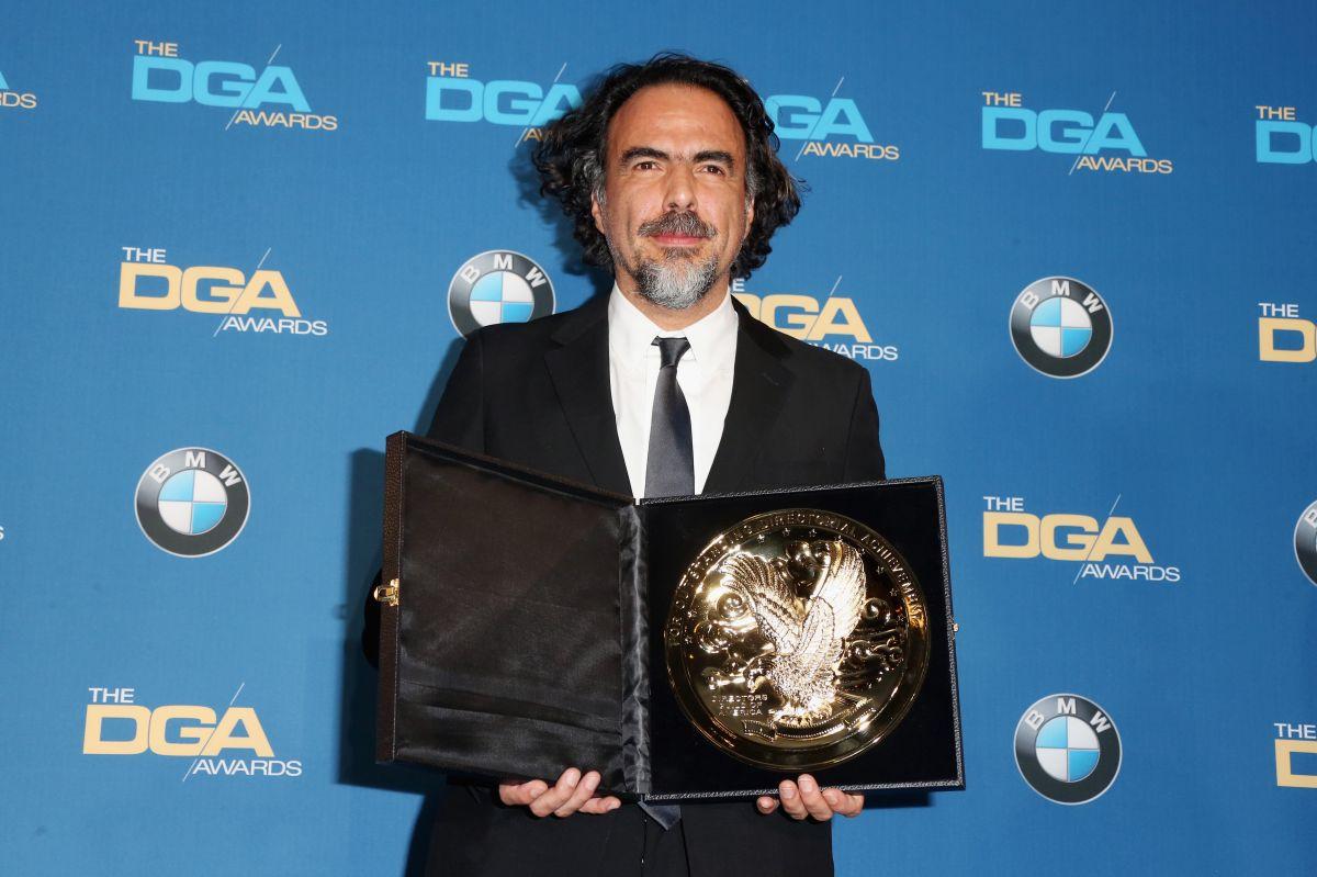 Iñárritu gana otro premio y se acerca más a su segundo Oscar como director