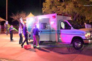 Tres miembros de una familia son atropellados en accidente en Santa Ana