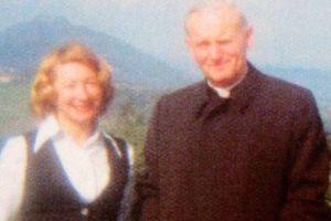 """""""No hay que asustarse"""" dice el Papa sobre relación de Juan Pablo II y Anna-Teresa"""