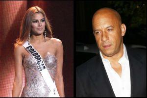¿Ariadna Gutiérrez será el 'nuevo amor' de Vin Diesel?