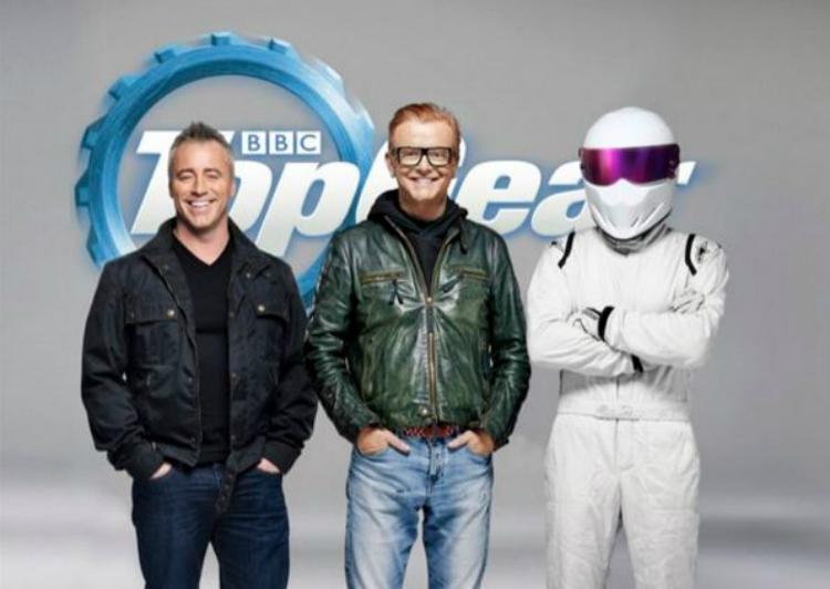 """Matt LeBlanc será el nuevo copresentador de """"Top Gear"""""""