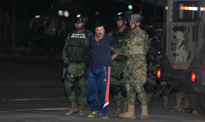 """""""Chapo"""" Guzmán: """"Me estoy convirtiendo en un  zombi"""""""