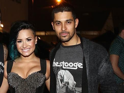 Demi Lovato explica por qué rompió con Wilmer Valderrama