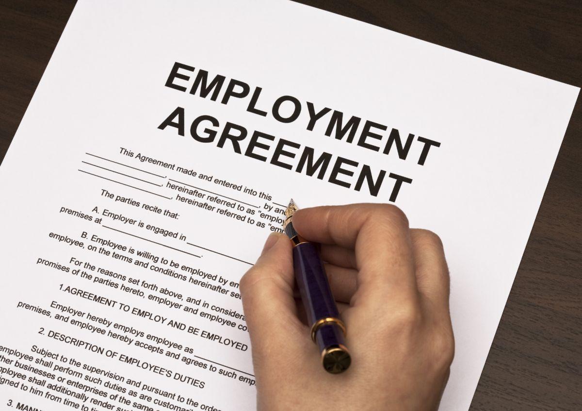 ¿Qué ocurre cuándo se incumple un contrato de trabajo?