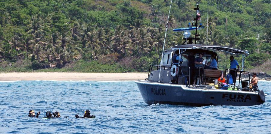Naufraga embarcación hacia Puerto Rico