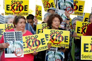 Equidad y coherencia al responder a desastres ambientales humanos