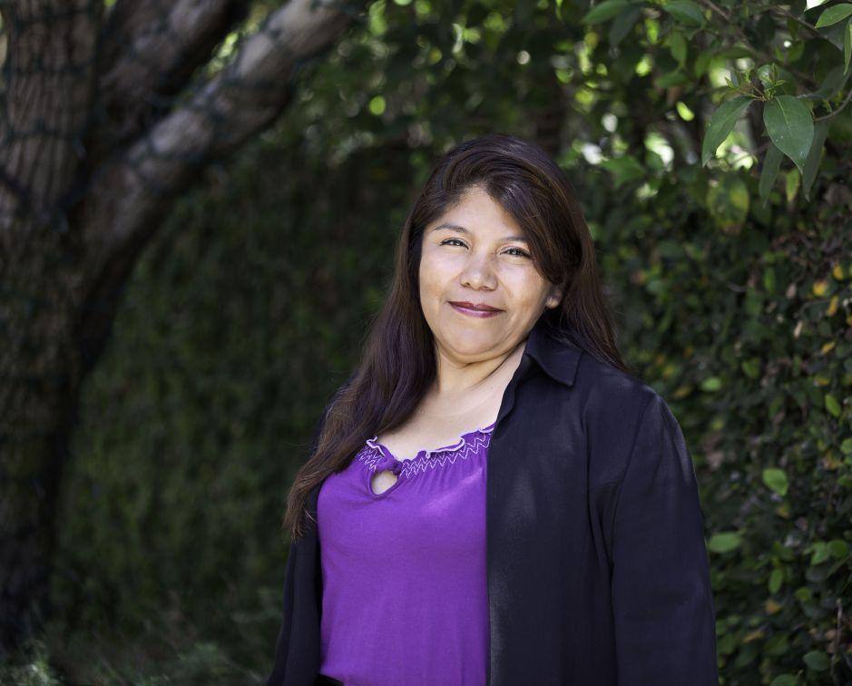 Flor Molina, ejemplo de superación para víctimas de trata de personas