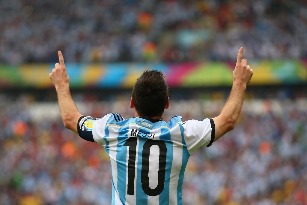 Lionel Messi busca la consagración con la selección mayor de Argentina.
