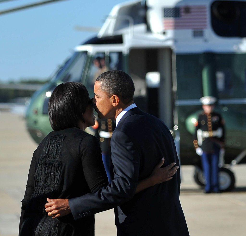Obama recita poema de amor a Michelle en televisión nacional (VIDEO)