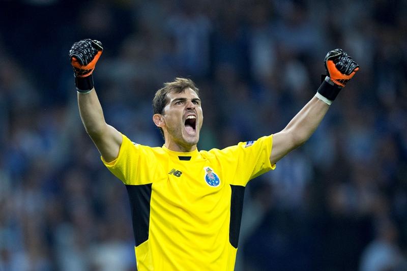 Iker Casillas afirma a la empresa EA Sports que su momento aún no llega