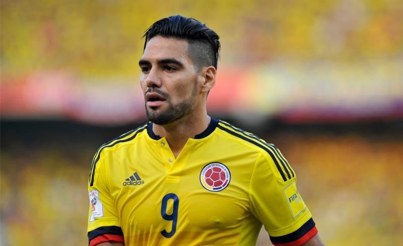 Radamel Falcao. Foto: Getty Images.