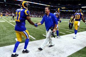 Entrenador de los Rams dirige una carta a los fans de Los Ángeles que quieren comprar boletos