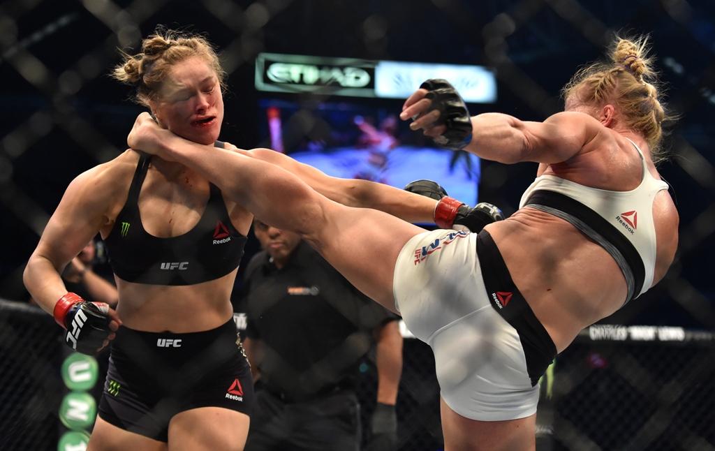 Ronda Rousey pensó en suicidarse tras su dolorosa derrota ante Holly Holm