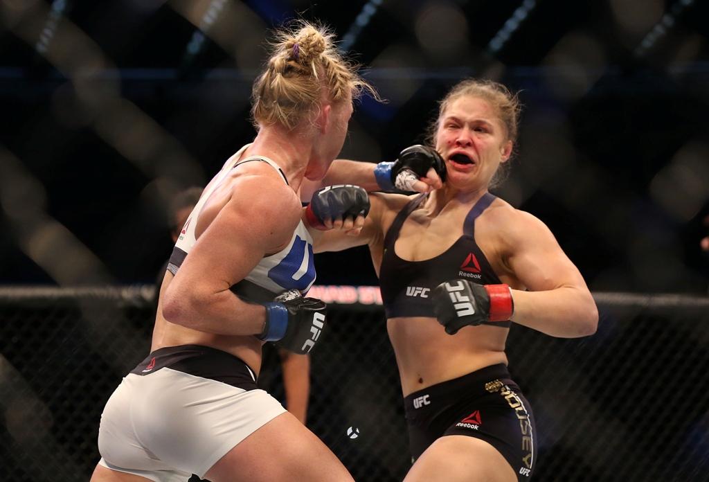 La campeona Holly Holm no siente lástima por Ronda Rousey
