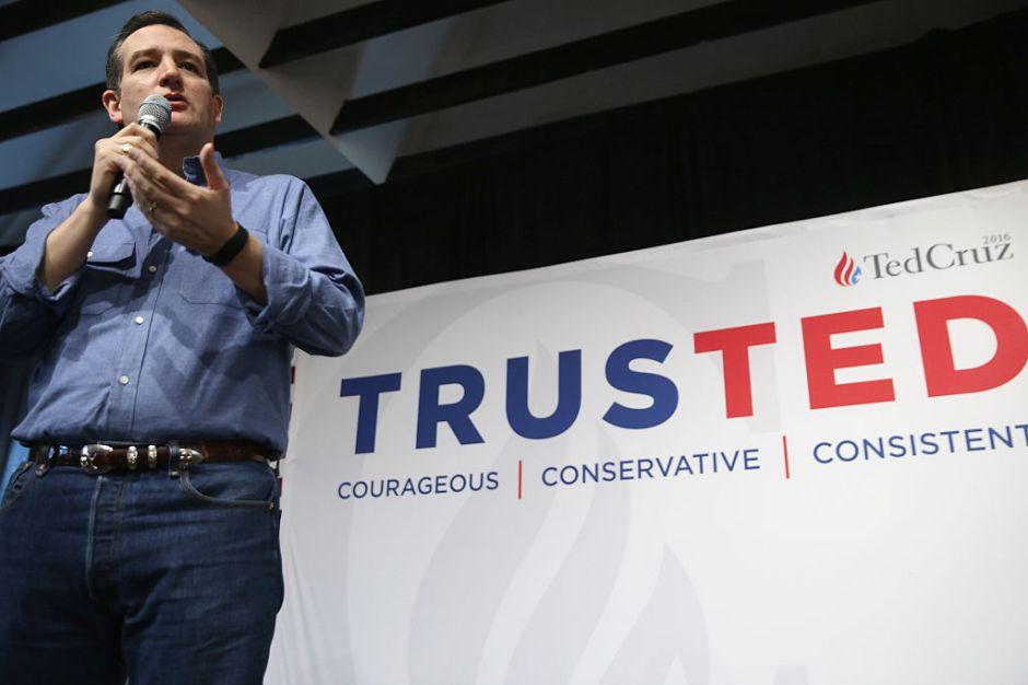 Ted Cruz, primer latino en ganar en Iowa ¿Por qué no estamos celebrando?