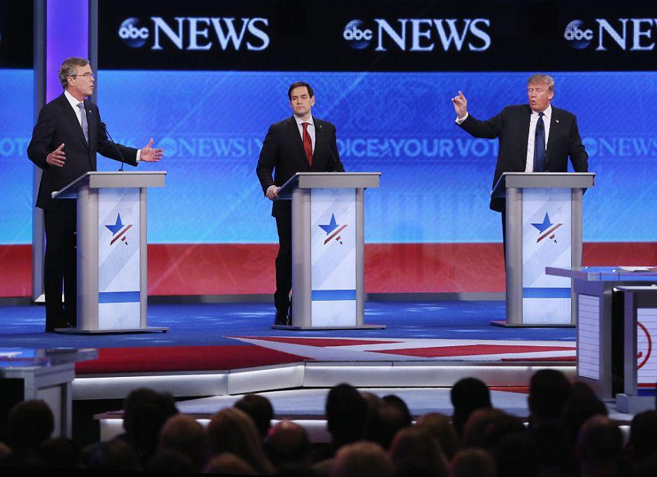 Prefiero los payasos a los candidatos