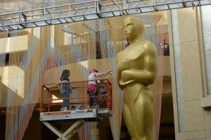 Todo a punto en Hollywood para la 88 edición de los Oscar