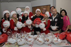 Frente Hispano Christmas 2015 patrocinado por Christopher Gorayeb& Asociados