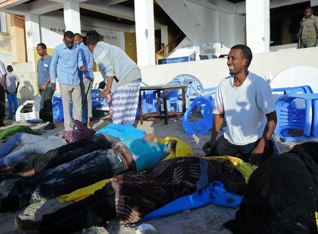 El ataque fue uno de los más mortíferos desde la aparición de al Shabab en 2006
