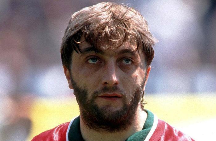 Ivanov jugó también en España, con el Real Betis.