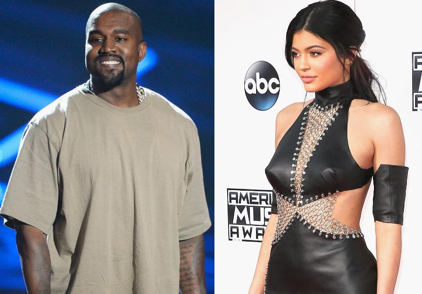Entérate por qué Kanye West está furioso con Kylie Jenner