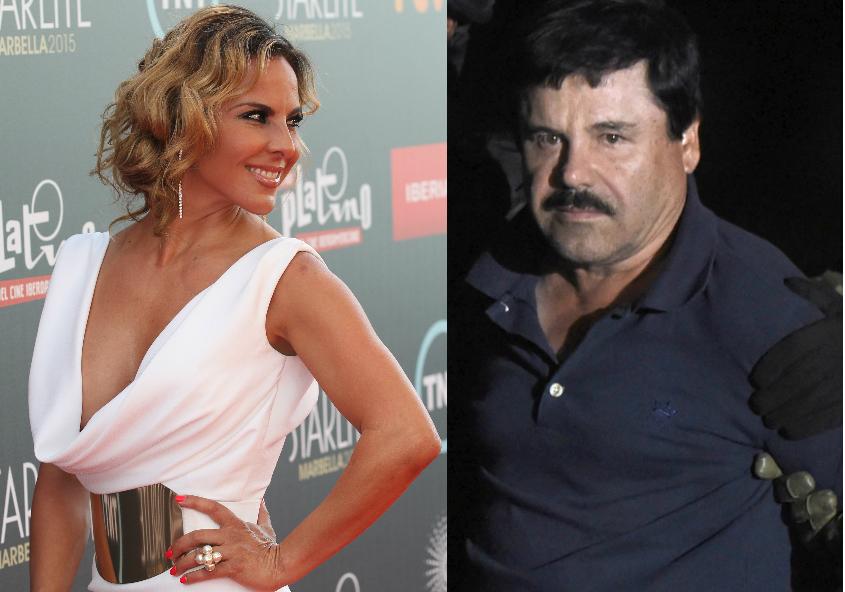 Del Castillo dijo al Chapo que su filme resarciría a víctimas de narcotráfico
