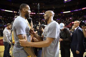 """""""No hay un día que no piense en él"""": LeBron James recuerda a Kobe Bryant"""