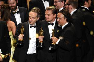 Oscar 2016: Alejandro G. Iñárritu hizo historia con 'The Revenant'
