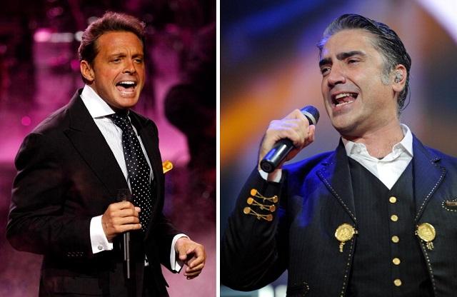 ¿Luis Miguel hará gira con Alejandro Fernández para evitar demanda?