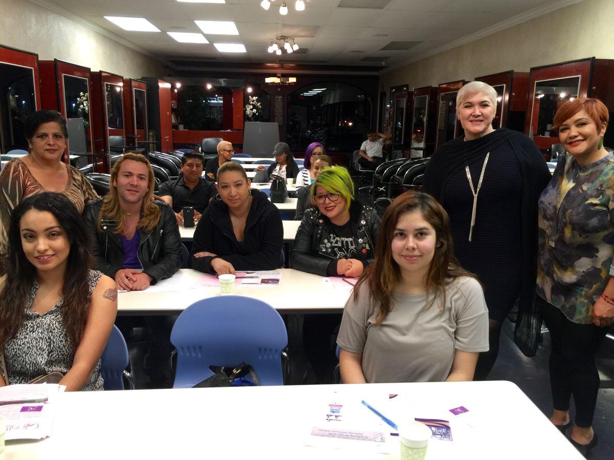 Estudiantes y maestros de Marinello buscan seguir sus carreras