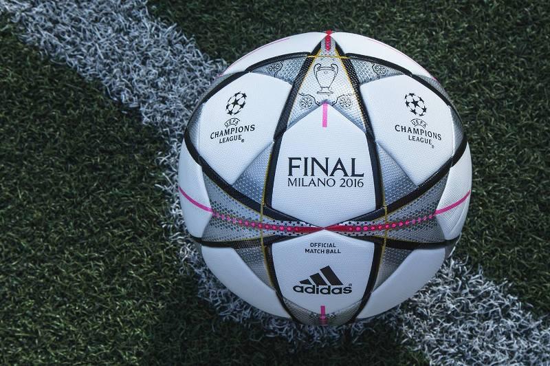 El esférico que rodará en el San Siro de Milán para la final de Champions.