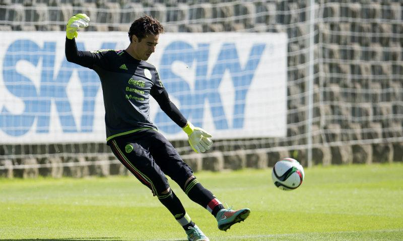 """Ochoa se ha convertido en la prioridad del """"Rebaño""""."""